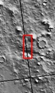 Degraded Craters in Phlegra Montes