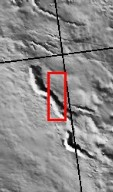 Tharsis Grooved Channel