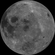 East Limb View of Earth's Moon as Seen by the Clementine Spacecraft