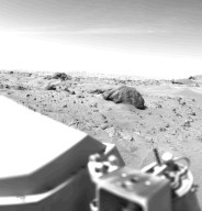 Northeast View from Viking Landing Site