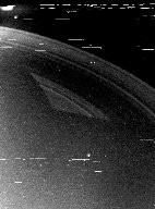 Saturn's shadow upon the rings