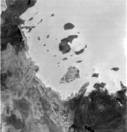 ASTER's First Views of Red Sea, Ethiopia - Thermal-Infrared (TIR) Image (monochrome)