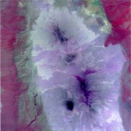 ASTER's First Views of Rift Valley, Ethiopia - Thermal-Infrared (TIR) Image (color)