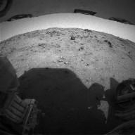 Spirit Ascent Movie, Rover's-Eye View