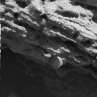 Mars Rock Formation Poses Mystery-2