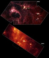 Star Formation in the DR21 Region (B)
