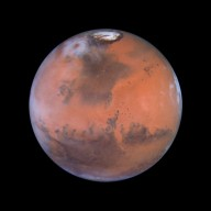 A Closer Hubble Encounter With Mars - Pathfinder Landing Site