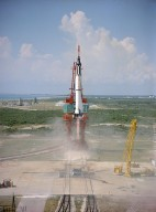 Launch of Freedom 7