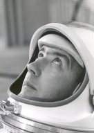 Astronaut James A. McDivitt Suited in Preparation for Training Tests