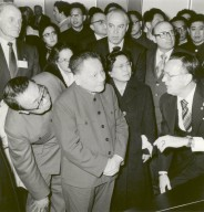 Visit of Chinese Vice Premier Deng Xiaoping to Johnson Space Center