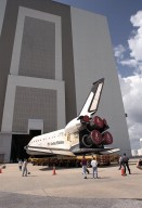 STS-93 Rollover