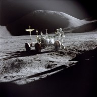 Irwin next to Rover