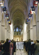 STS-107 Memorial Service at the National Cathedral