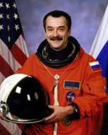 JOHNSON SPACE CENTER, HOUSTON, TEXAS -- (JSC2001-00929) -- Official portrait of Mikhail Tyurin, Cosmonaut representing Rosaviakosmo