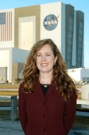 KENNEDY SPACE CENTER, FLA. - Lisa A. Malone was named director of NASA-KSC External Relations and Business Development on Jan. 22, 2004.