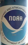 VANDENBERG AIR FORCE BASE, CALIF. - The logo of the National Oceanic and Atmospheric Administration is affixed to the side of the Boeing Delta II rocket that will launch the NOAA-N rocket. Launch is currently scheduled for no earlier than May 11, 2005. NOAA-N is the fourth in the series of support dedicated microwave instruments for the generation of temperature, moisture, surface, and hydrological products in cloudy regions where visible and infrared (IR) instruments have decreased capability. Launch of NOAA-N aboard the Boeing Delta II rocket is currently scheduled for May 11, 2005. NOAA-N is the fourth in the series of support dedicated microwave instruments for the generation of temperature, moisture, surface, and hydrological products in cloudy regions where visible and infrared (IR) instruments have decreased capability.