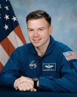 KENNEDY SPACE CENTER, FLA. - Official portrait of James M. Kelly, pilot on mission STS-114.