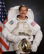 KENNEDY SPACE CENTER, FLA. -- S98-00122 -- Astronaut James F. Reilly II, mission specialist on mission STS-117.