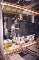 International Space Station -- Combustion Rack