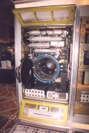 International Space Station - Combustion Rack