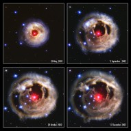 Light Echo From Star V838 Monocerotis