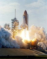 STS-111 Liftoff From Launch Pad