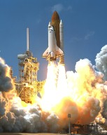 STS-100 Mission Lifts Off Aboard Endeavor
