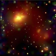 Chandra X-Ray Observatory Catches Glimpse of Galaxy Formation in Early Phase