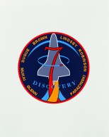 STS-95 Mission Insignia