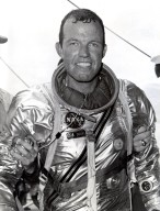 Astronaut Gordon Cooper After Recovery