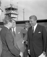 Governor George Wallace Visits the Marshall Space Flight Center