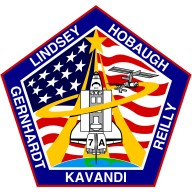 STS-104 Mission Insignia