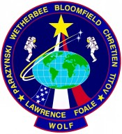 STS-86 Insignia