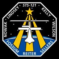 STS-121 Insignia
