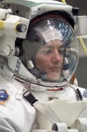 Astronaut Heidemarie M. Stefanyshyn-Piper During STS-115 Training