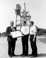Redstone Test Stand Accepted Into National Register of Historical Places