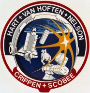 STS-41C Mission Insignia