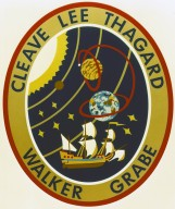STS-30 Mission Insignia