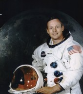 Official Portrait of Astronaut Neil Armstrong