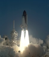 STS-41 Launch
