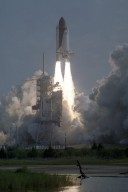 STS-45 Launch