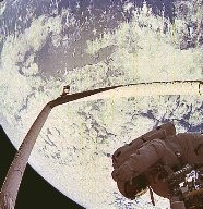 STS-61 Hubble Space Telescope (HST) Repair
