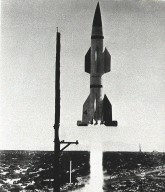 1945 Hermes A-1 Launch