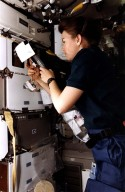 STS-73 Onboard View