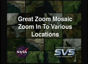 Great Zoom Mosaic - Zoom In