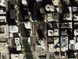 Great Zoom out of Chicago, IL: The Sears Tower