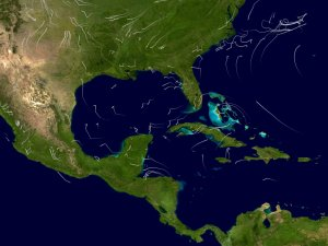 MAP '05 Models Hurricane Katrina's Winds from August 23, 2005 through August 31, 2005