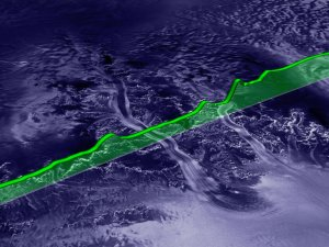ICESat First Light Release: From Sea Ice to Ice Streams