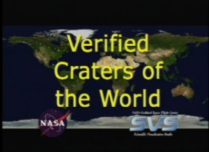Verified Craters