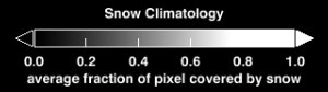 Monthly Snow Climatology, 1979-2002 (WMS)